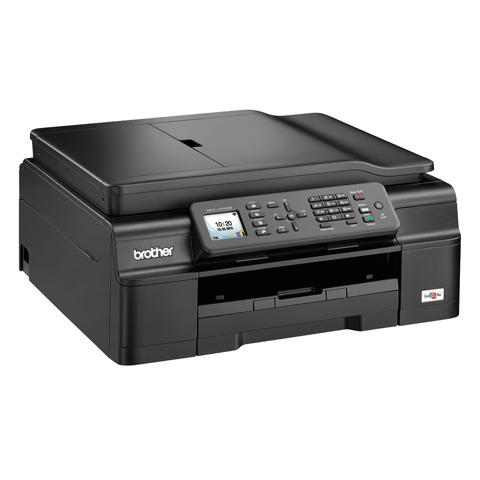 Echipament multifuncțional inkjet Brother MFC-J470DW 3