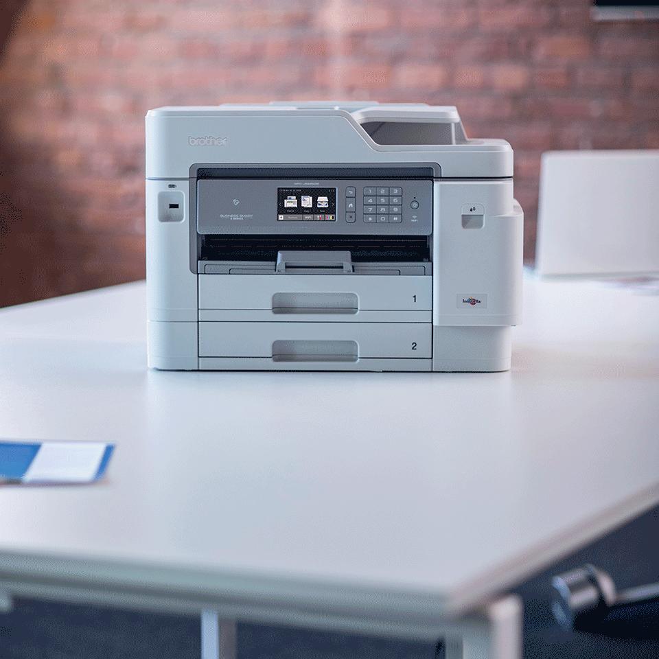 MFC-J5945DW Imprimantă 4-în-1 inkjet A3 color wireless 4
