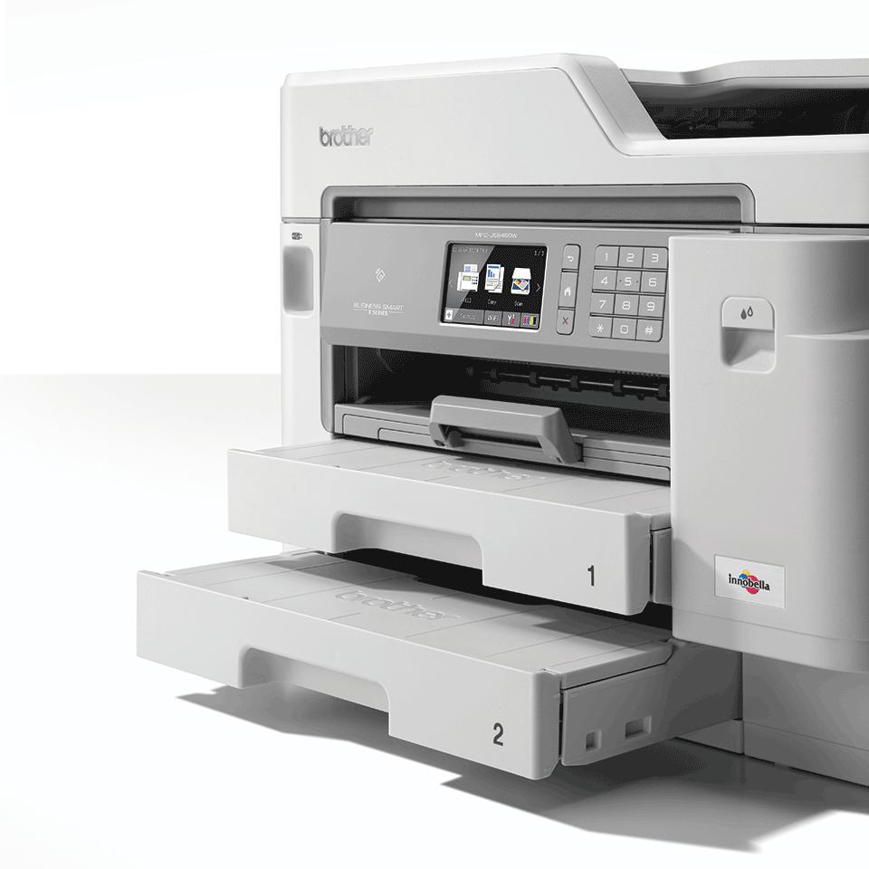 Imprimantă 4-în-1 inkjet A3 color wireless MFC-J5945DW 6