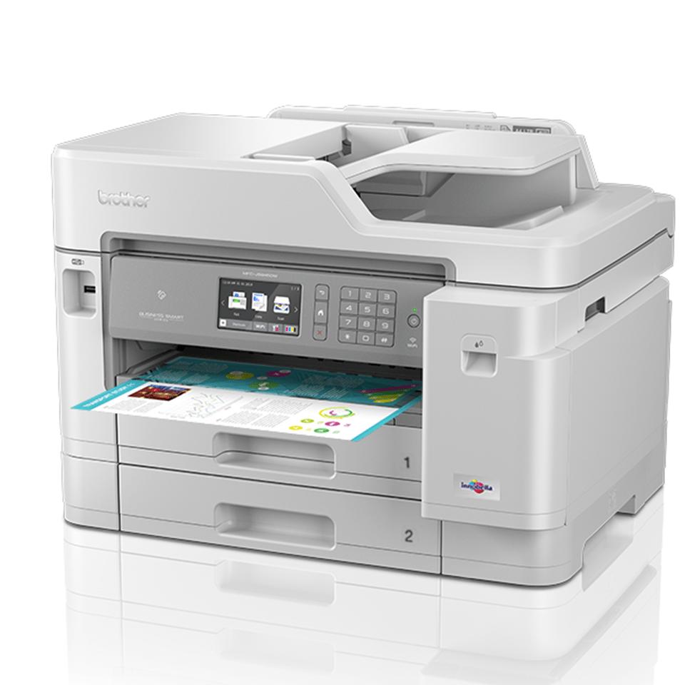 MFC-J5945DW Imprimantă 4-în-1 inkjet A3 color wireless 2
