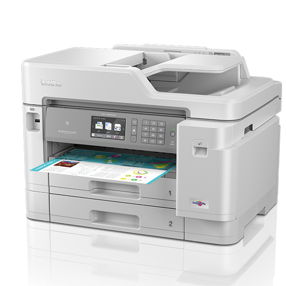 MFC-J5945DW Imprimantă 4-în-1 inkjet A3 color wireless 2