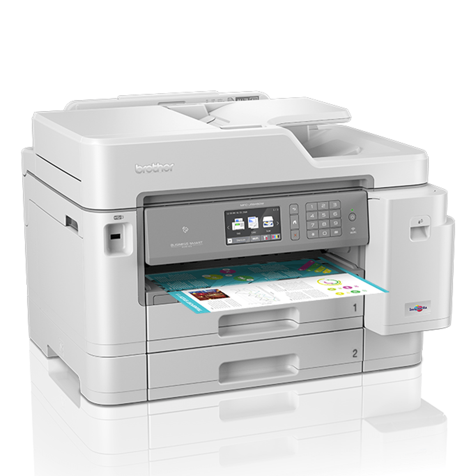 Imprimantă 4-în-1 inkjet A3 color wireless MFC-J5945DW 3