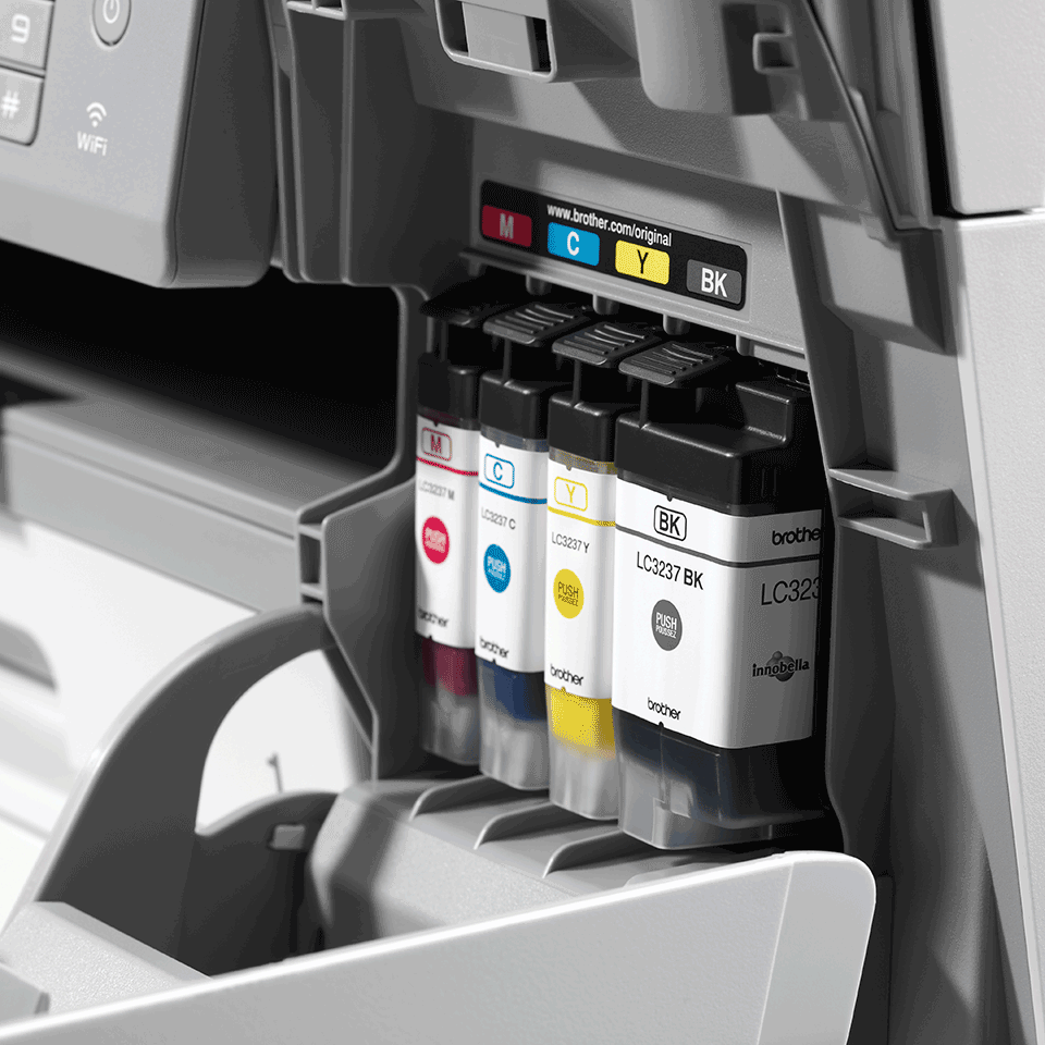 Imprimantă 4-în-1 inkjet color wireless MFC-J6945DW 5