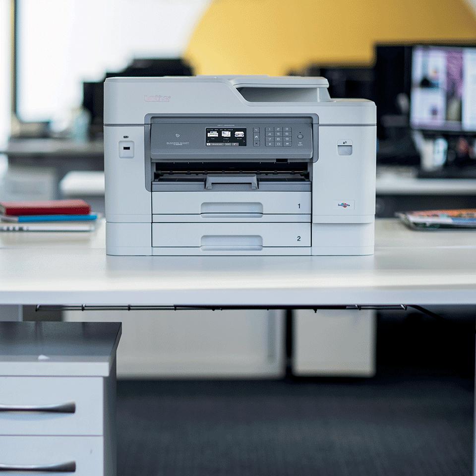 MFC-J6945DW Imprimantă 4-în-1 inkjet color wireless 4