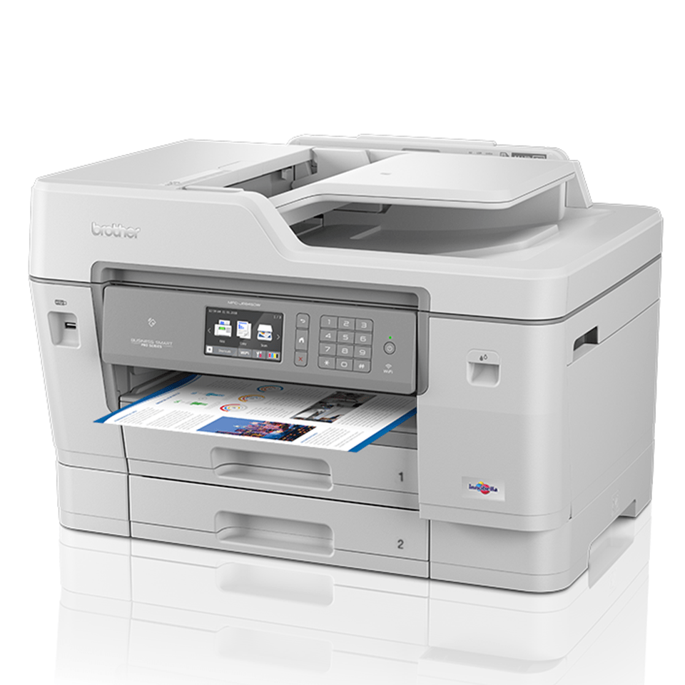 MFC-J6945DW Imprimantă 4-în-1 inkjet color wireless 2