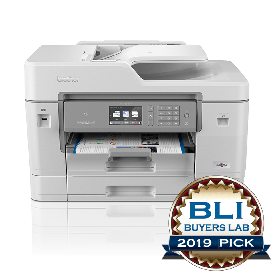 MFC-J6945DW Imprimantă 4-în-1 inkjet color wireless