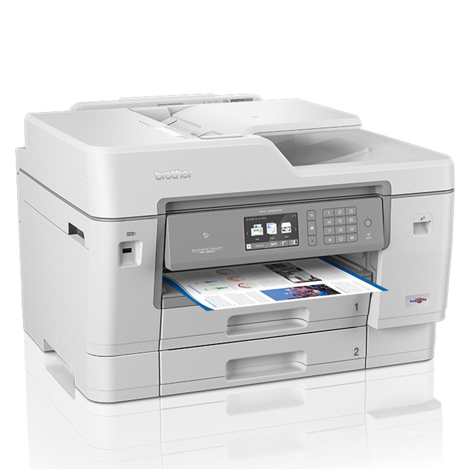 MFC-J6945DW Imprimantă 4-în-1 inkjet color wireless 3