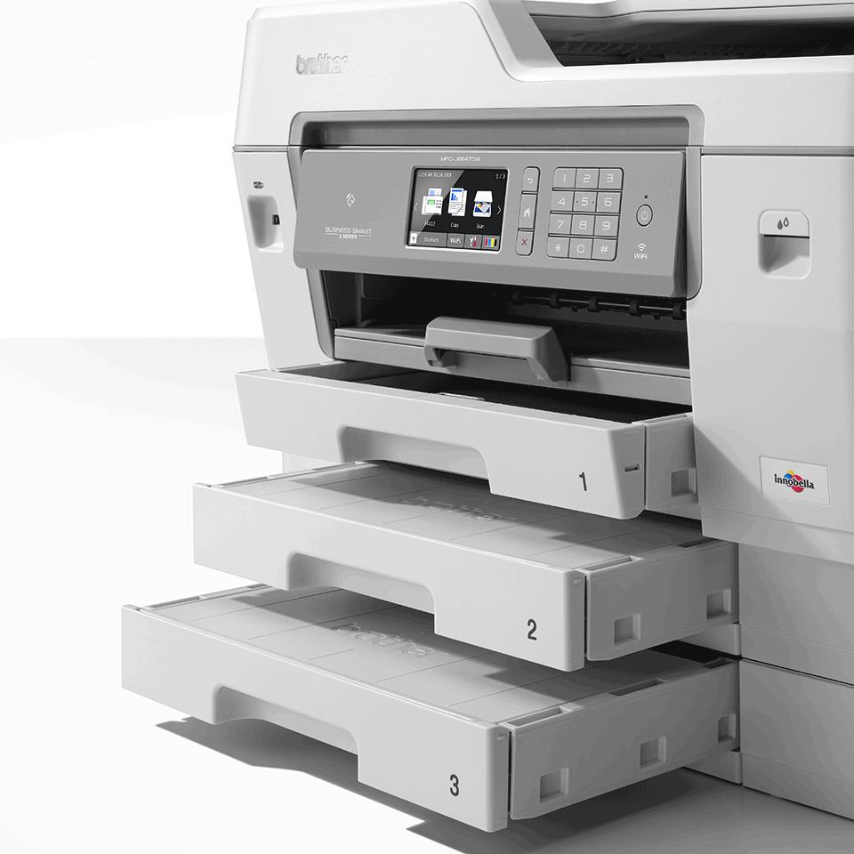 Imprimantă 4-în-1 inkjet color cu wireless MFC-J6947DW 6