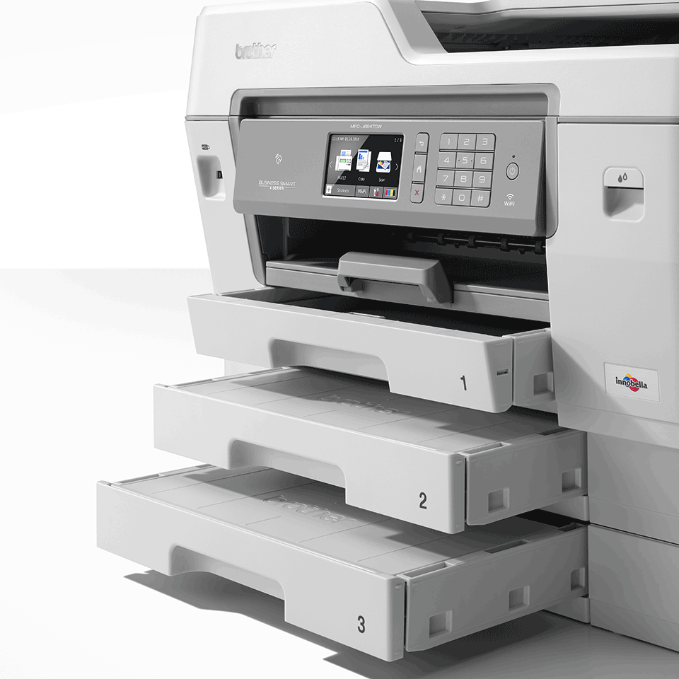 MFC-J6947DW Imprimantă 4-în-1 inkjet color cu wireless 6