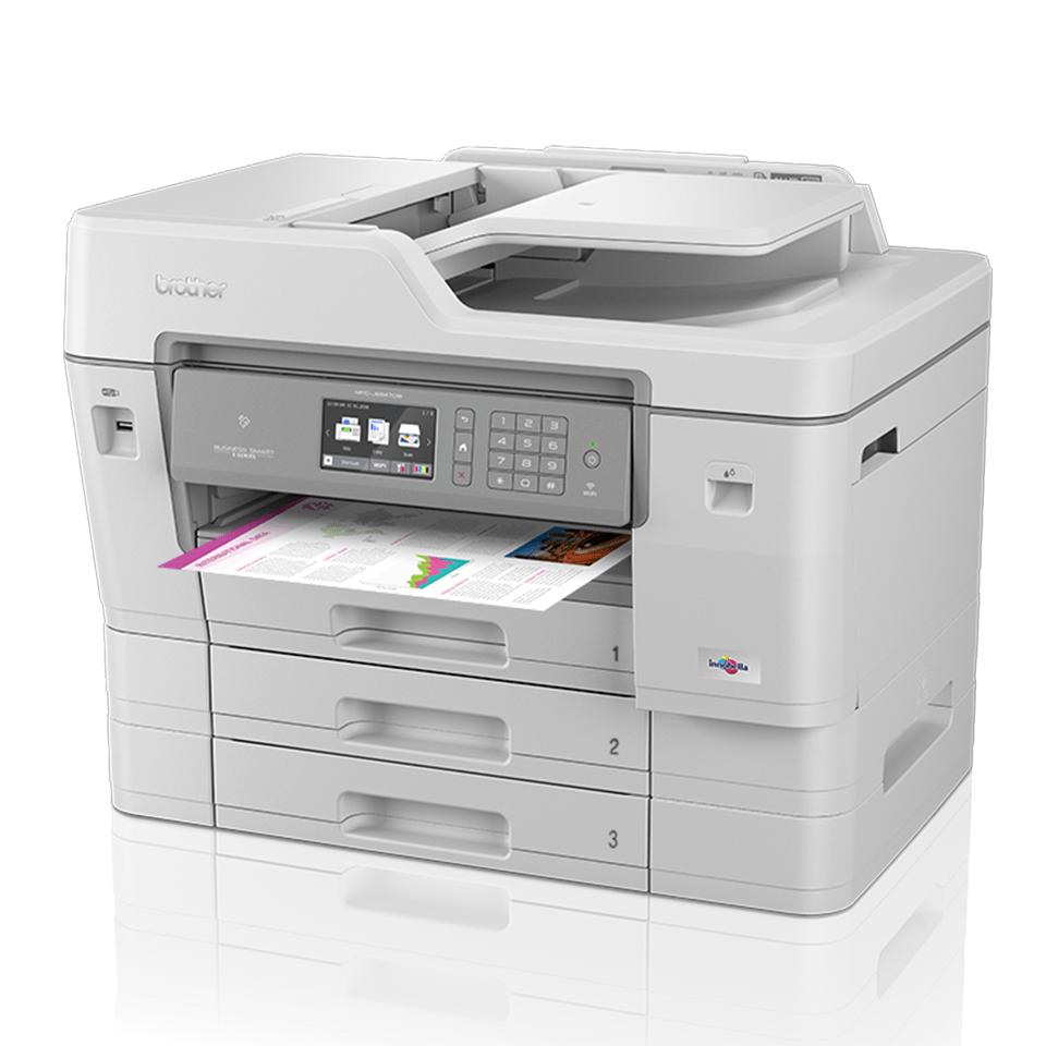 MFC-J6947DW Imprimantă 4-în-1 inkjet color cu wireless 2