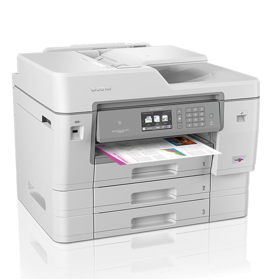 Imprimantă 4-în-1 inkjet color cu wireless MFC-J6947DW 3
