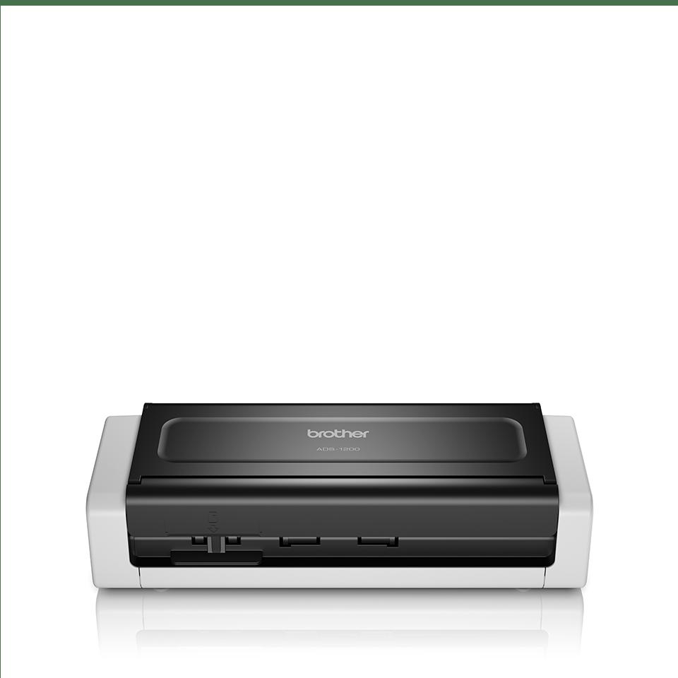 Scaner de documente compact și portabil ADS-1200 4