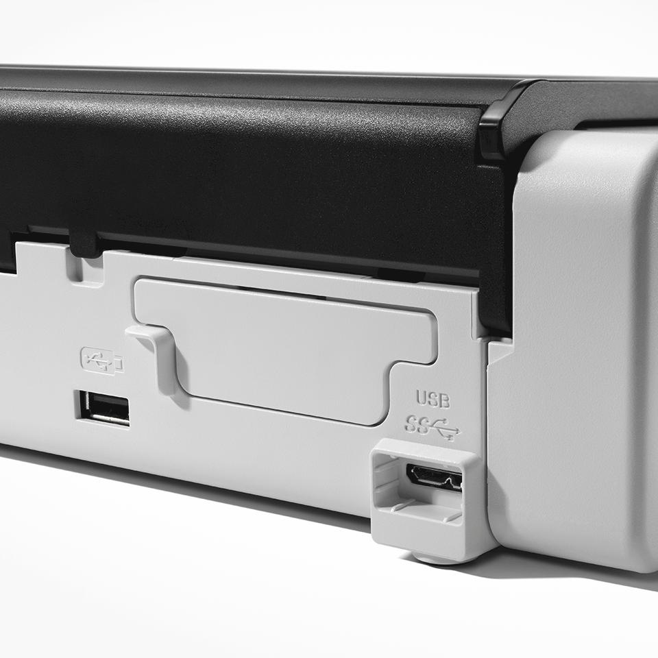 ADS-1200 Scaner de documente compact și portabil 7