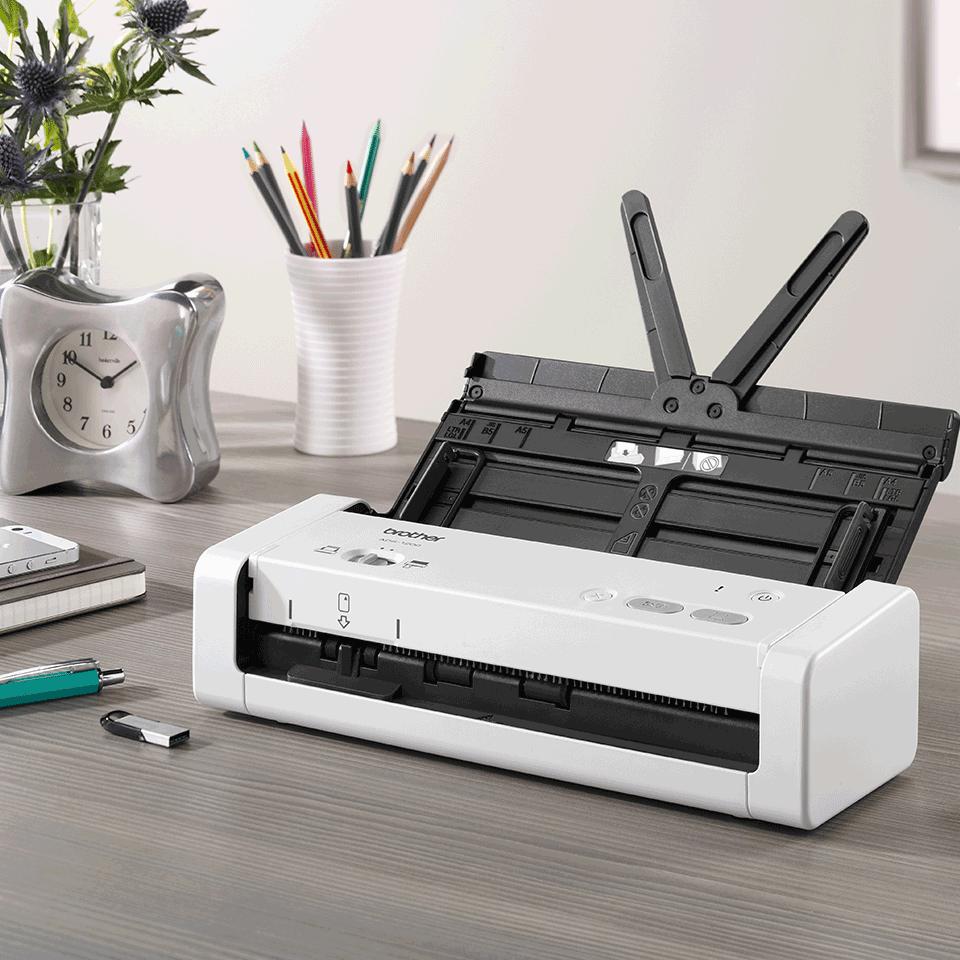 Scaner de documente compact și portabil ADS-1200 8