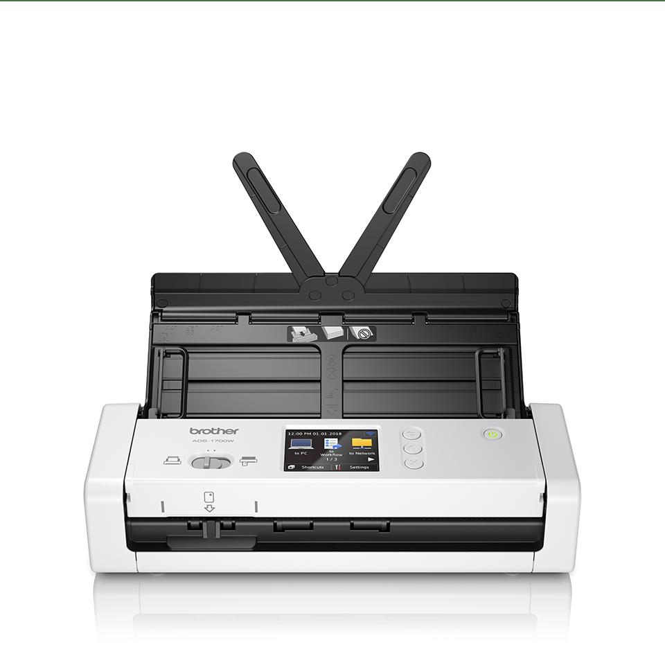 ADS-1700W Scaner de documente compact 5