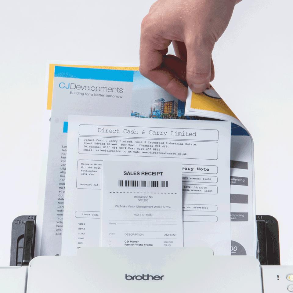 Scanner de documente Brother ADS-2200 6