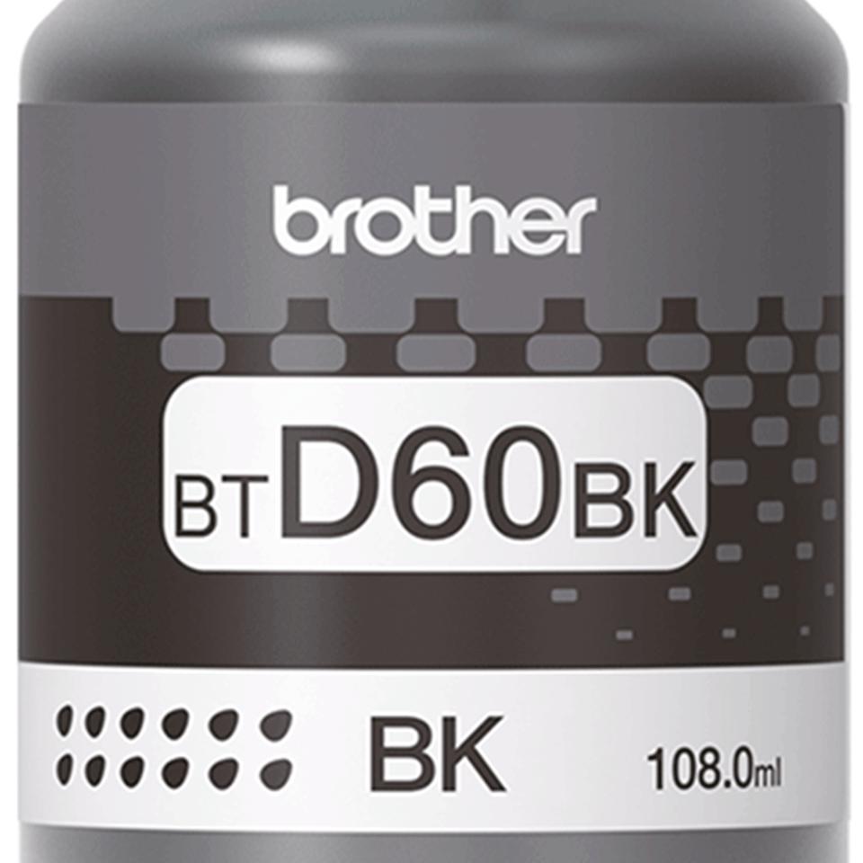 Flacon cu cerneală neagră de capacitate mare original Brother BTD60BK 3