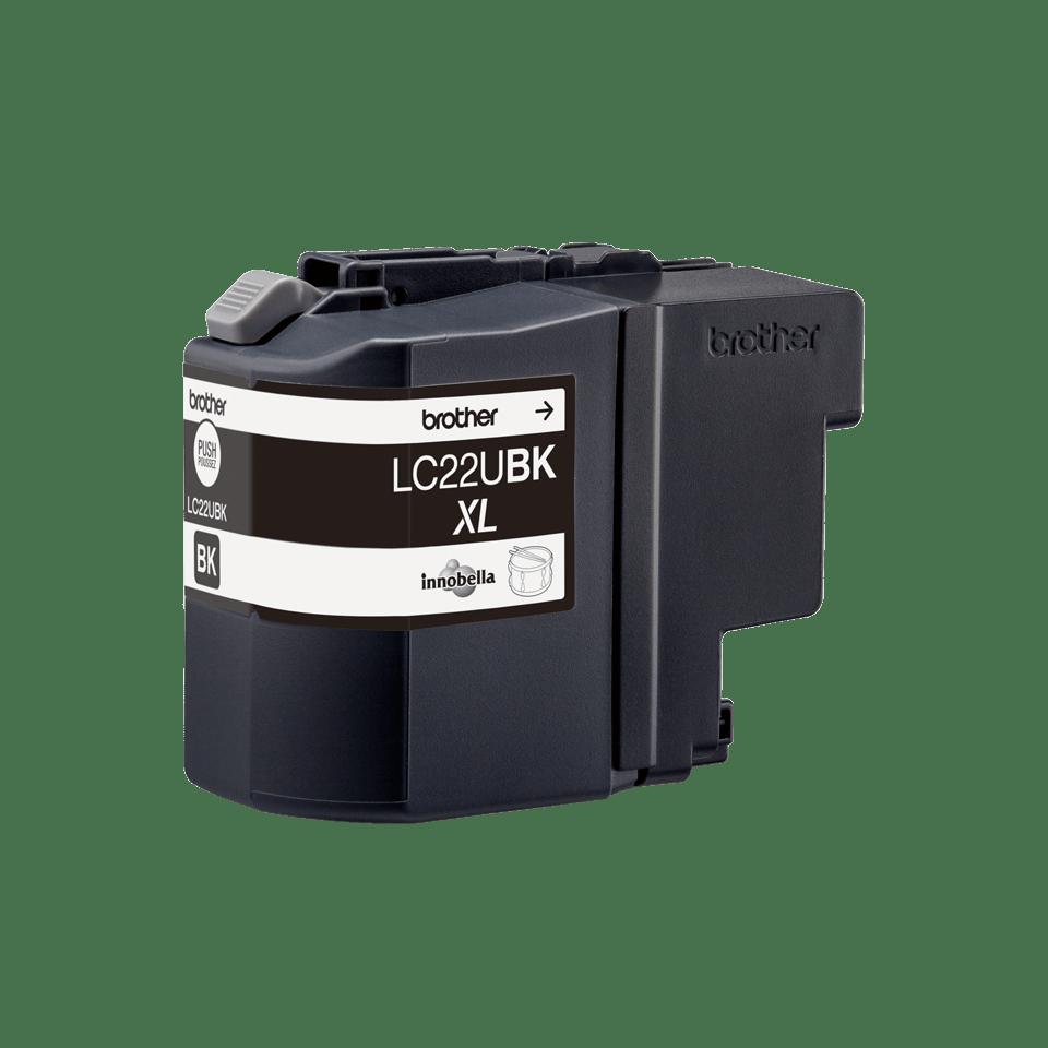 Genuine Brother LC22UBK Ink Cartridge – Black 3