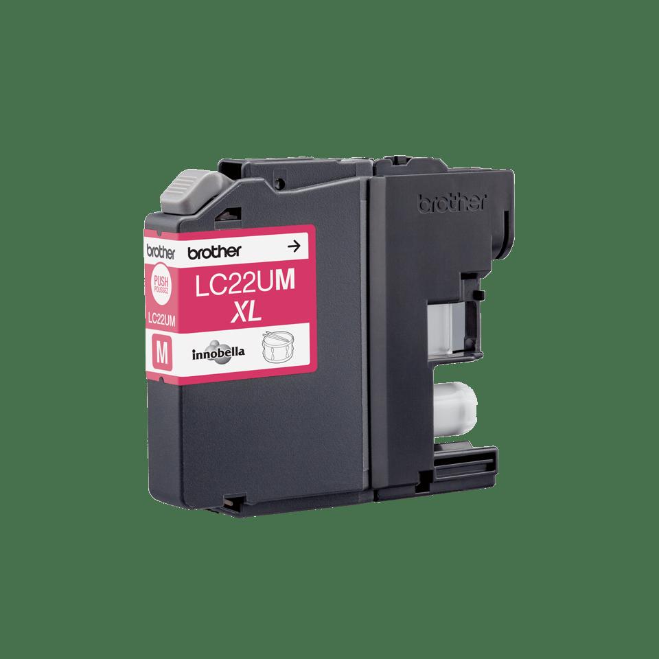 Genuine Brother LC22UM Ink Cartridge – Magenta 3