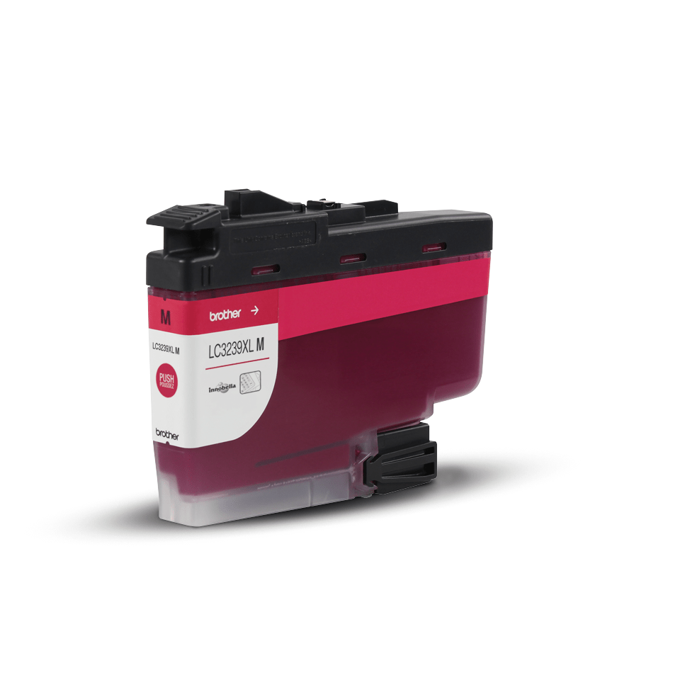 Cartuș de cerneală de capacitate mare original Brother LC3239XLM – Magenta
