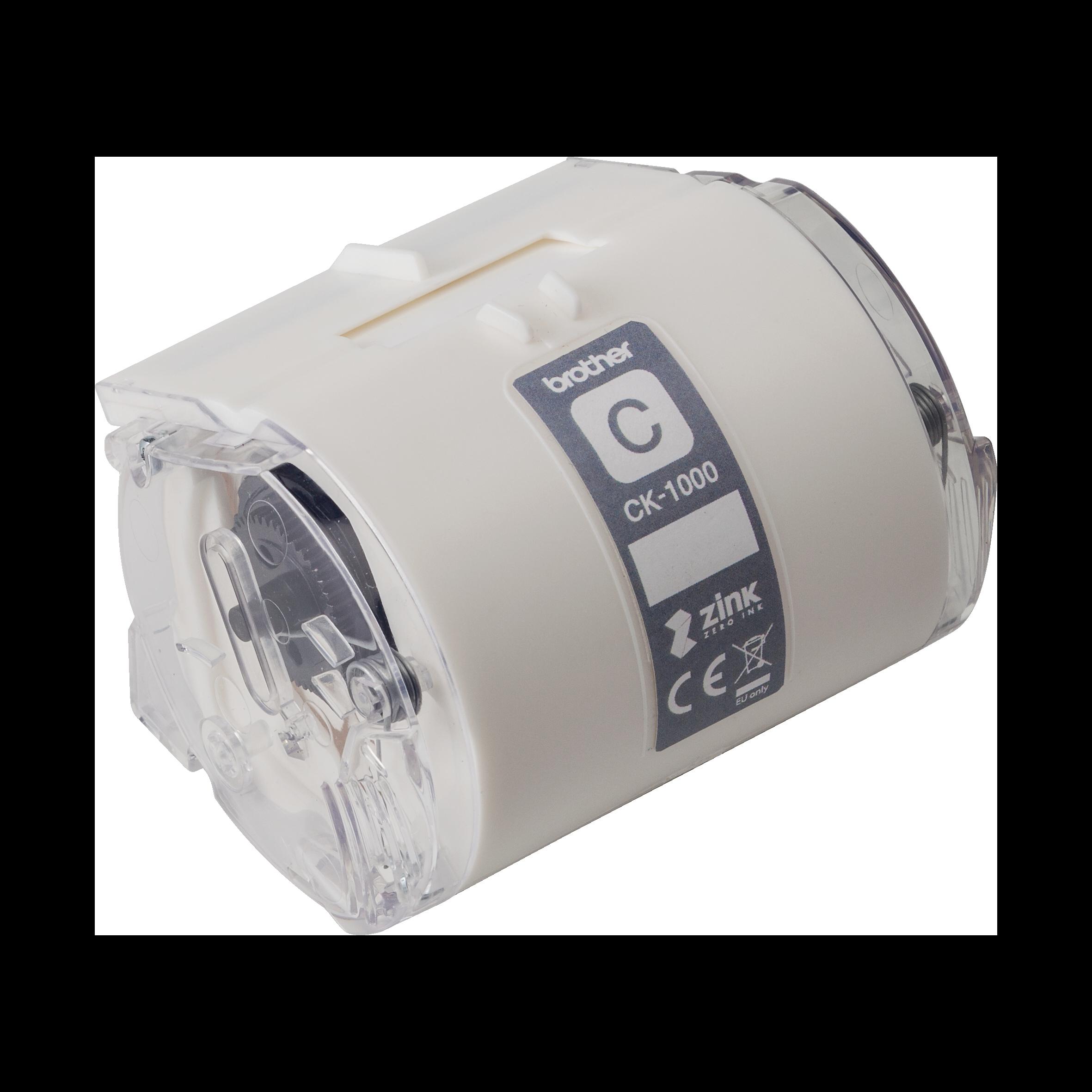 Rolă pentru curățarea capului de imprimare originală Brother CK-1000, 50mm lățime