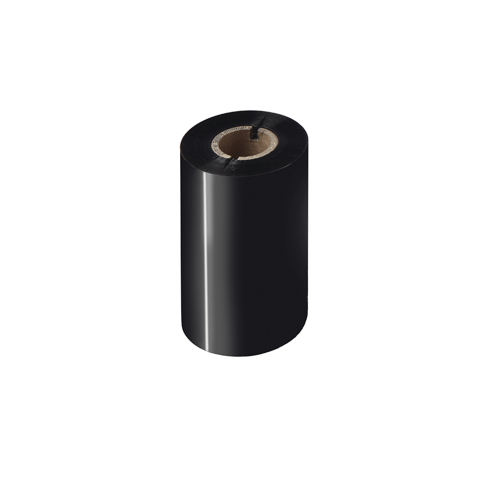BSP-1D300-110 ribbon cu cerneală/rășină  premium și cerneală neagră pentru transfer termic