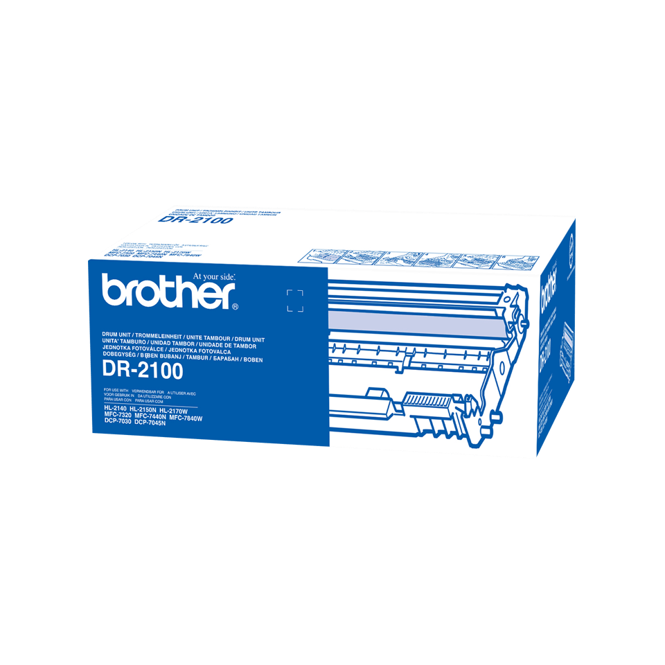 Unitate de cilindru originală Brother DR2100
