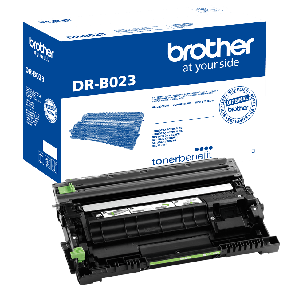 Unitate de cilindru originală Brother DR-B023