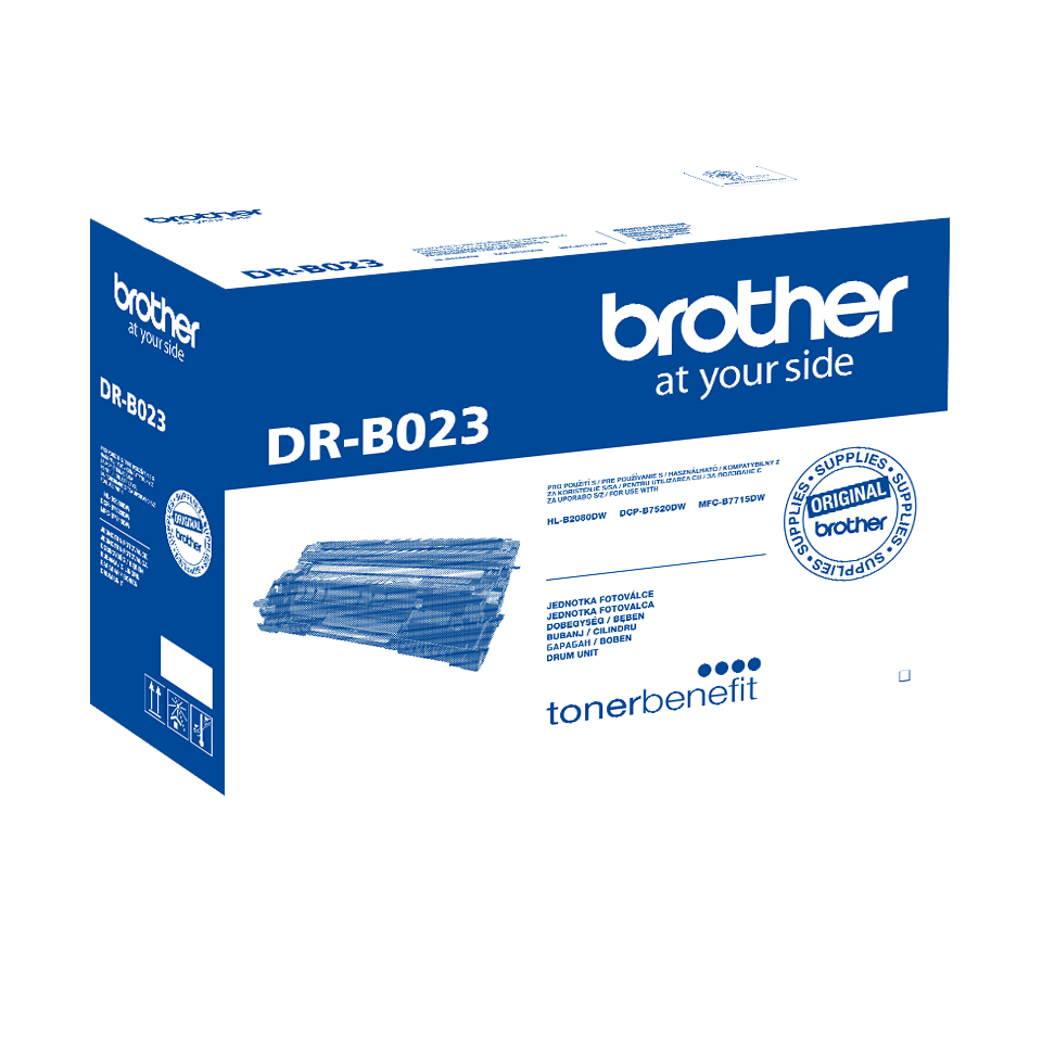 Unitate de cilindru originală Brother DR-B023 2