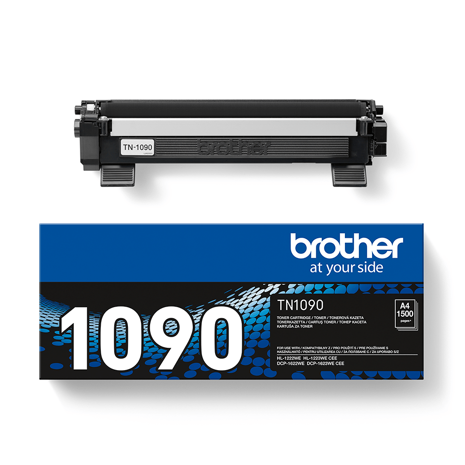 Cartuș de toner original Brother TN-1090 – negru 2