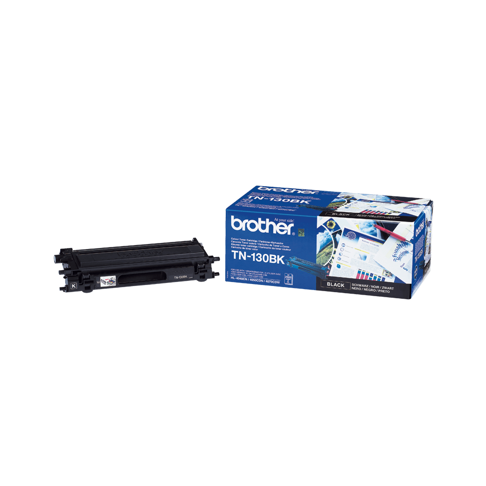 Cartuș de toner original Brother TN130BK – negru 2