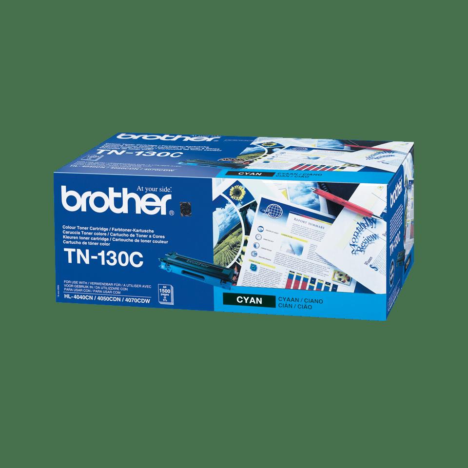 Cartuș de toner original Brother TN130C – cyan