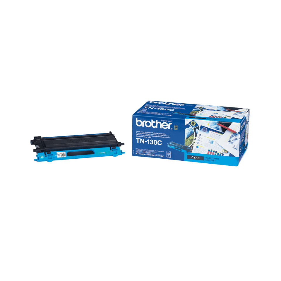 Cartuș de toner original Brother TN130C – cyan