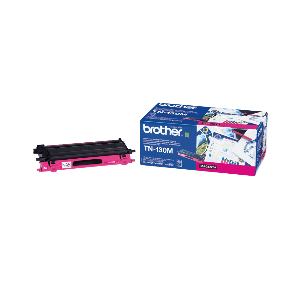 Cartuș de toner original Brother TN130M – magenta
