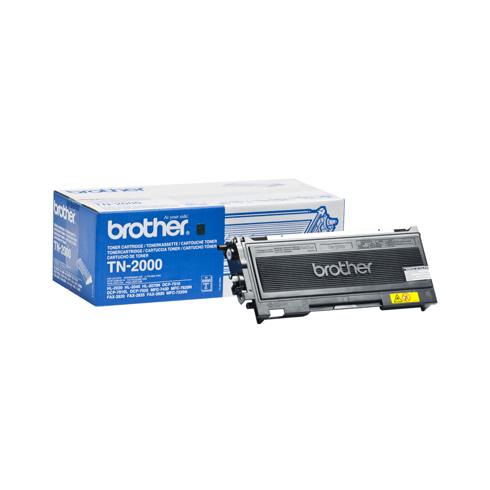 Cartuș de toner original Brother TN2000 – negru