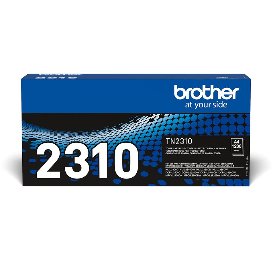 Cartuș de toner original Brother TN-2310 – negru