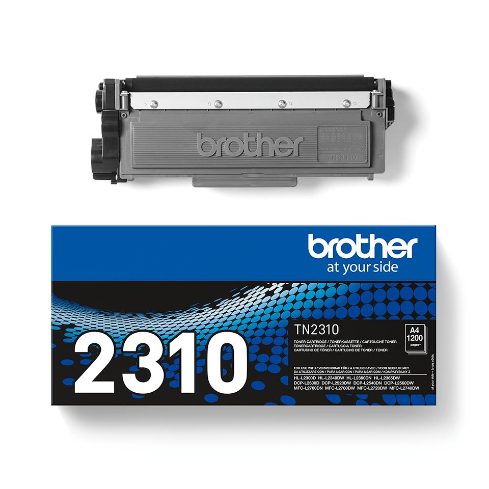Cartuș de toner original Brother TN-2310 – negru 2