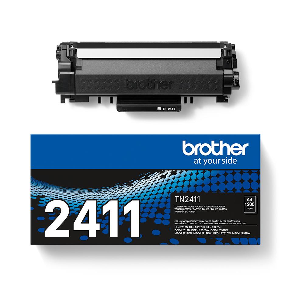 Cartuș de toner negru original Brother TN-2411 2