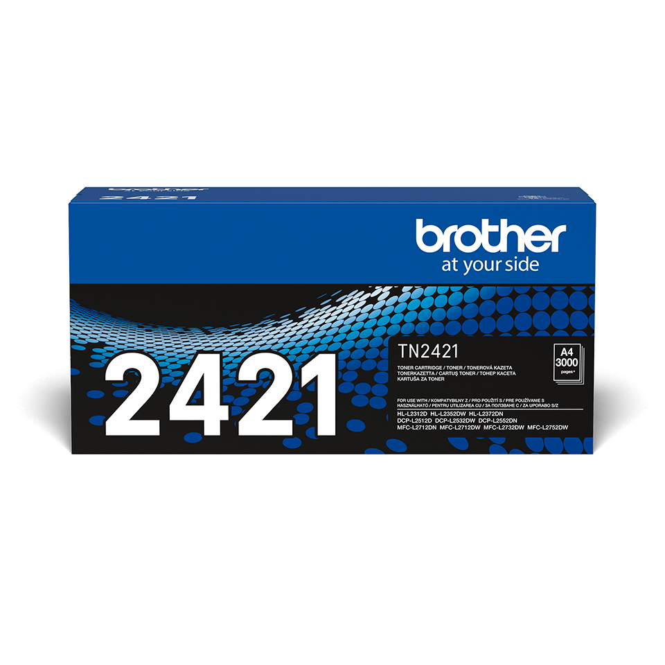Cartuș de toner negru original Brother TN-2421