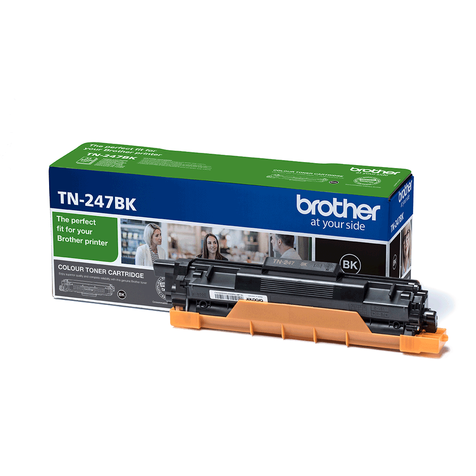 Cartuș de toner original Brother TN-247BK - Negru 4