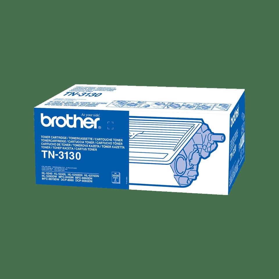 Cartuș de toner original Brother TN3130 de capacitate mare – negru