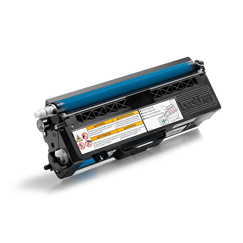 Cartuș de toner original Brother TN320C – cyan