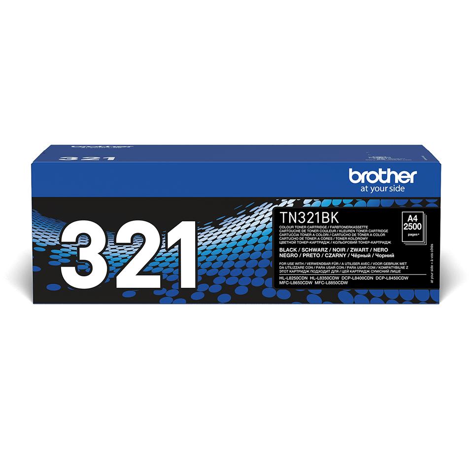 Cartuș de toner original Brother TN321BK – negru