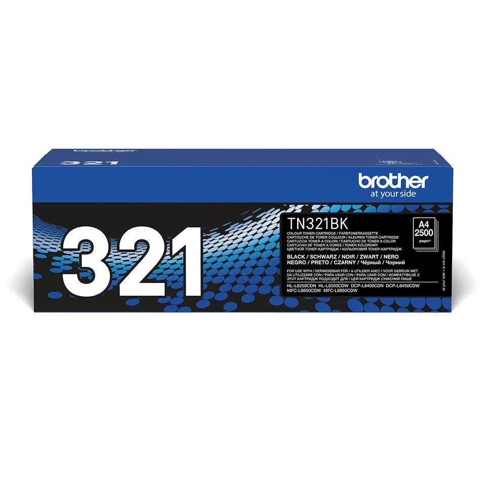 Cartuș de toner original Brother TN321BK – negru
