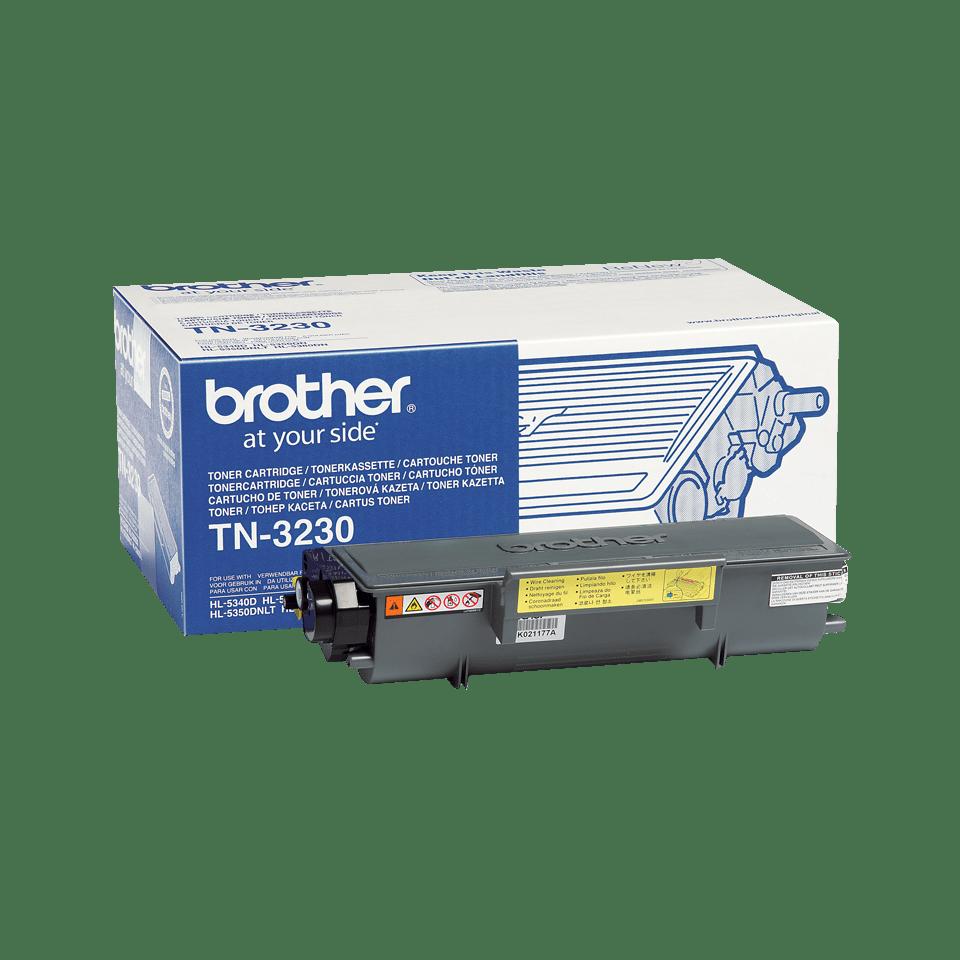 Cartuș de toner negru original Brother TN-3230
