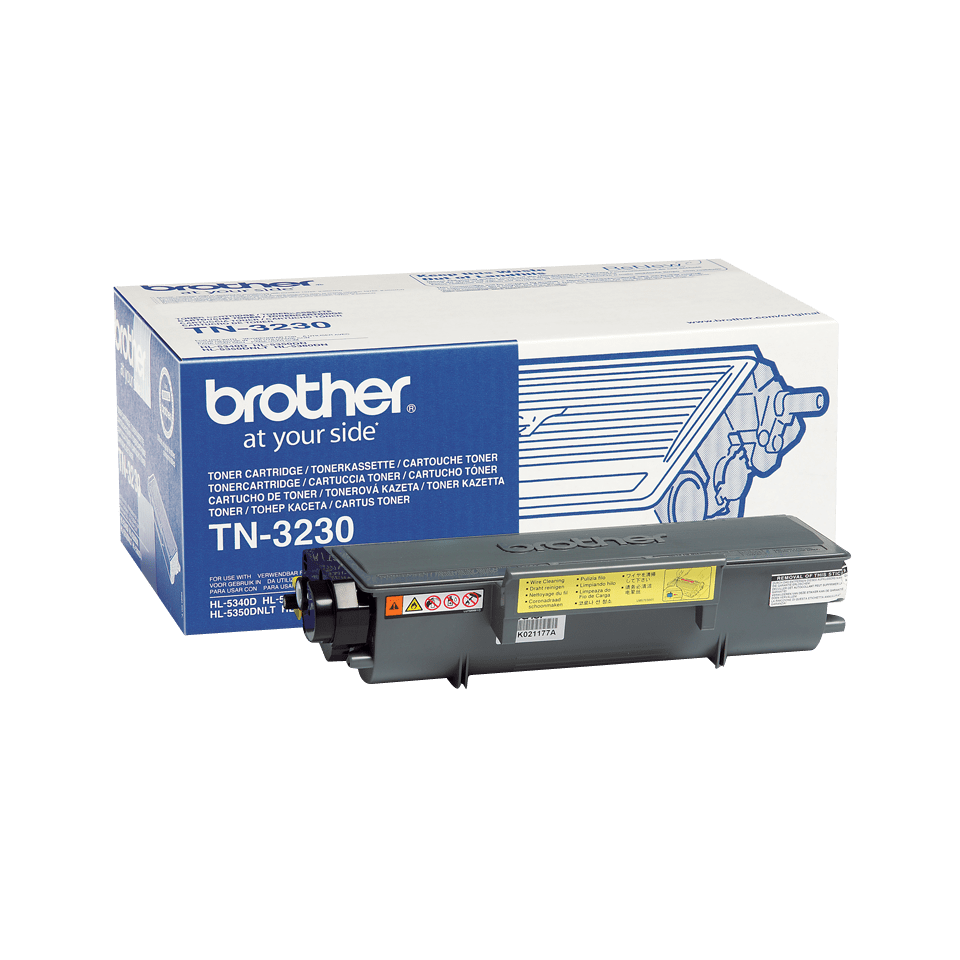 Cartuș de toner negru original Brother TN-3230