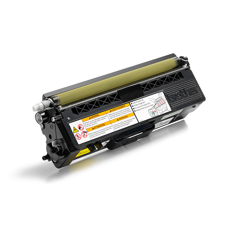 Cartuș de toner original Brother TN325Y – galben