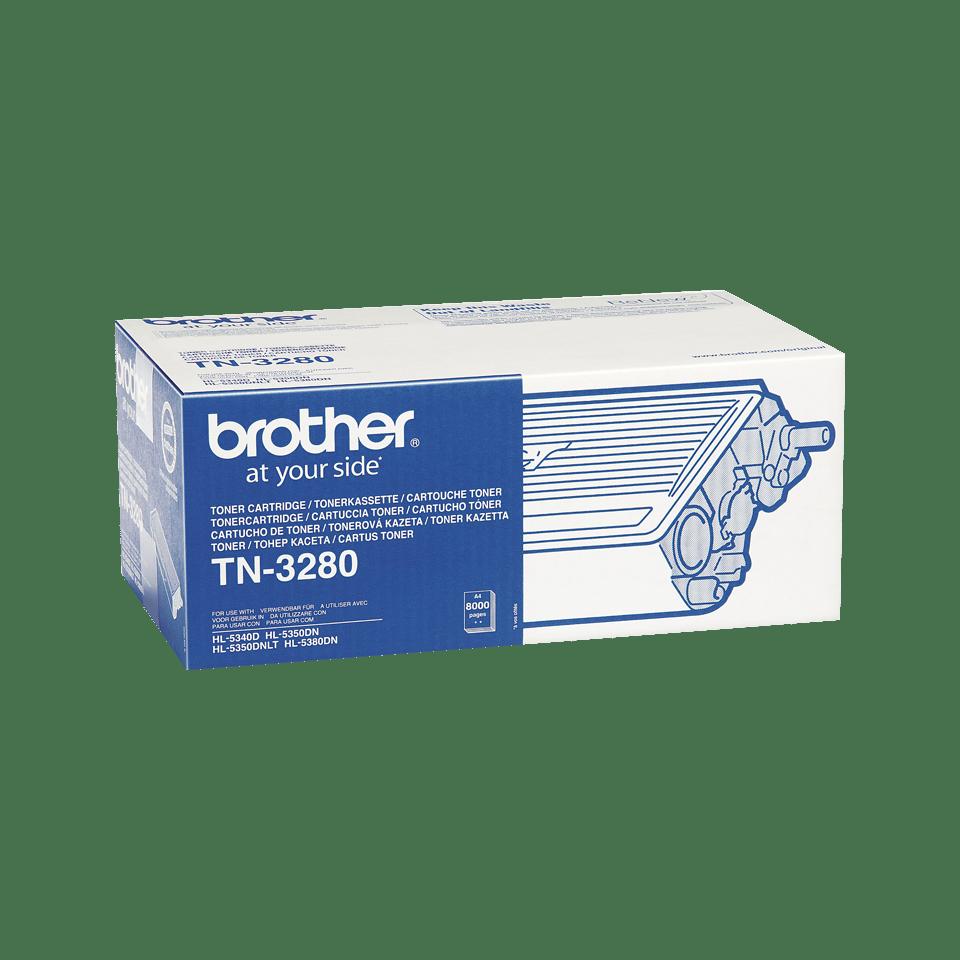 Cartuș de toner de capacitate mare original Brother TN-3280 – negru 2