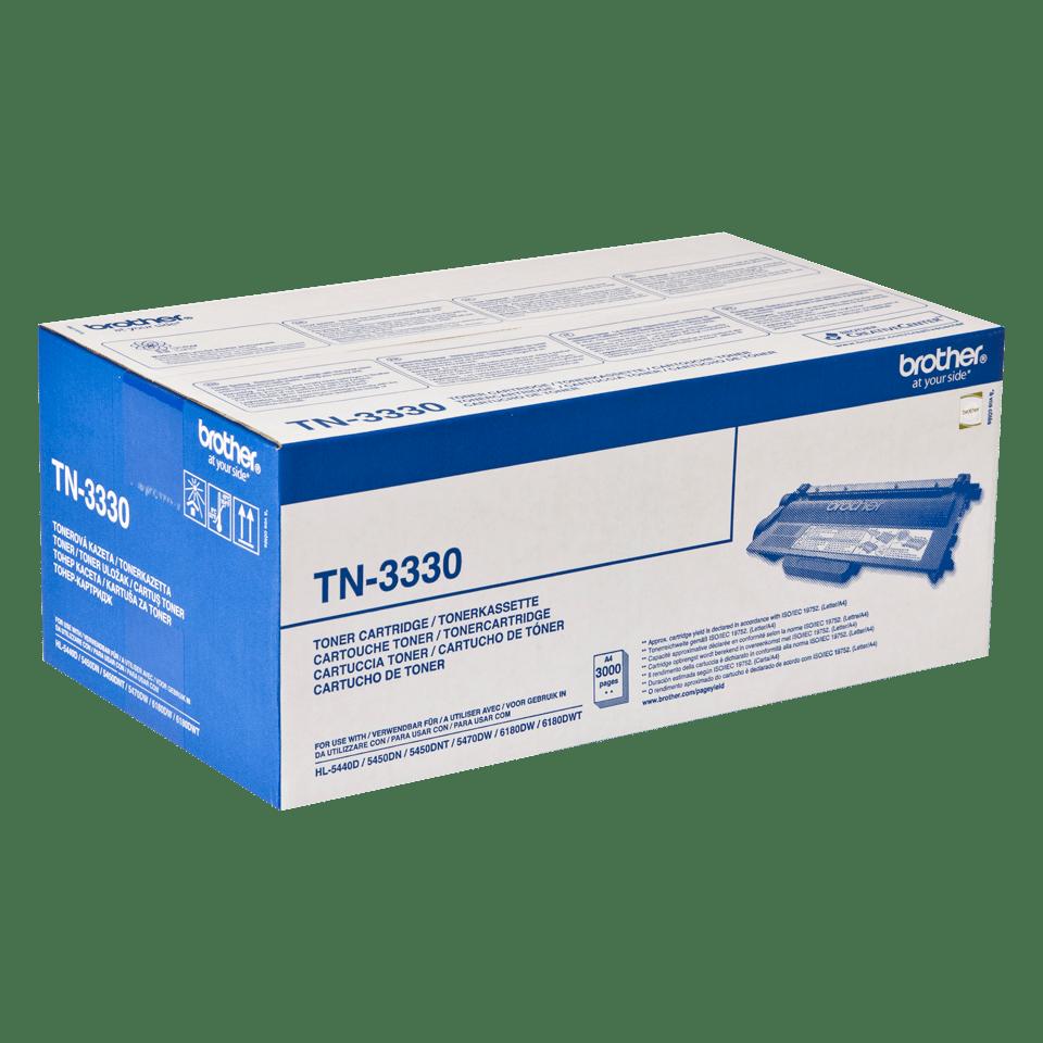 Cartuș de toner original Brother TN3330 – negru 2