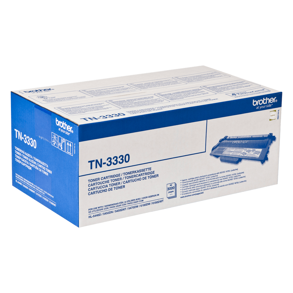 Cartuș de toner original Brother TN3330 – negru  2